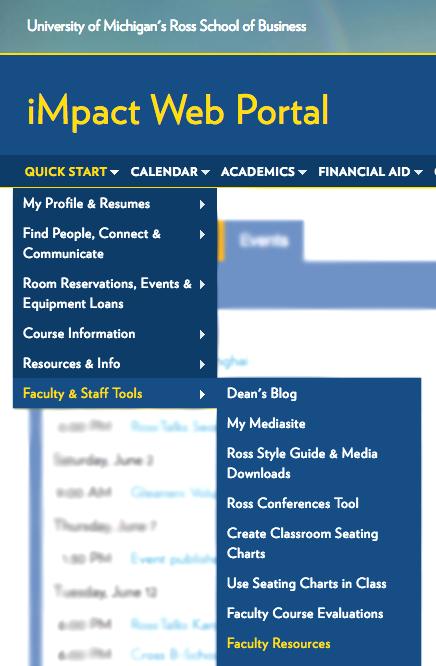 My iMpact Web Portal | iMpact Web Portal